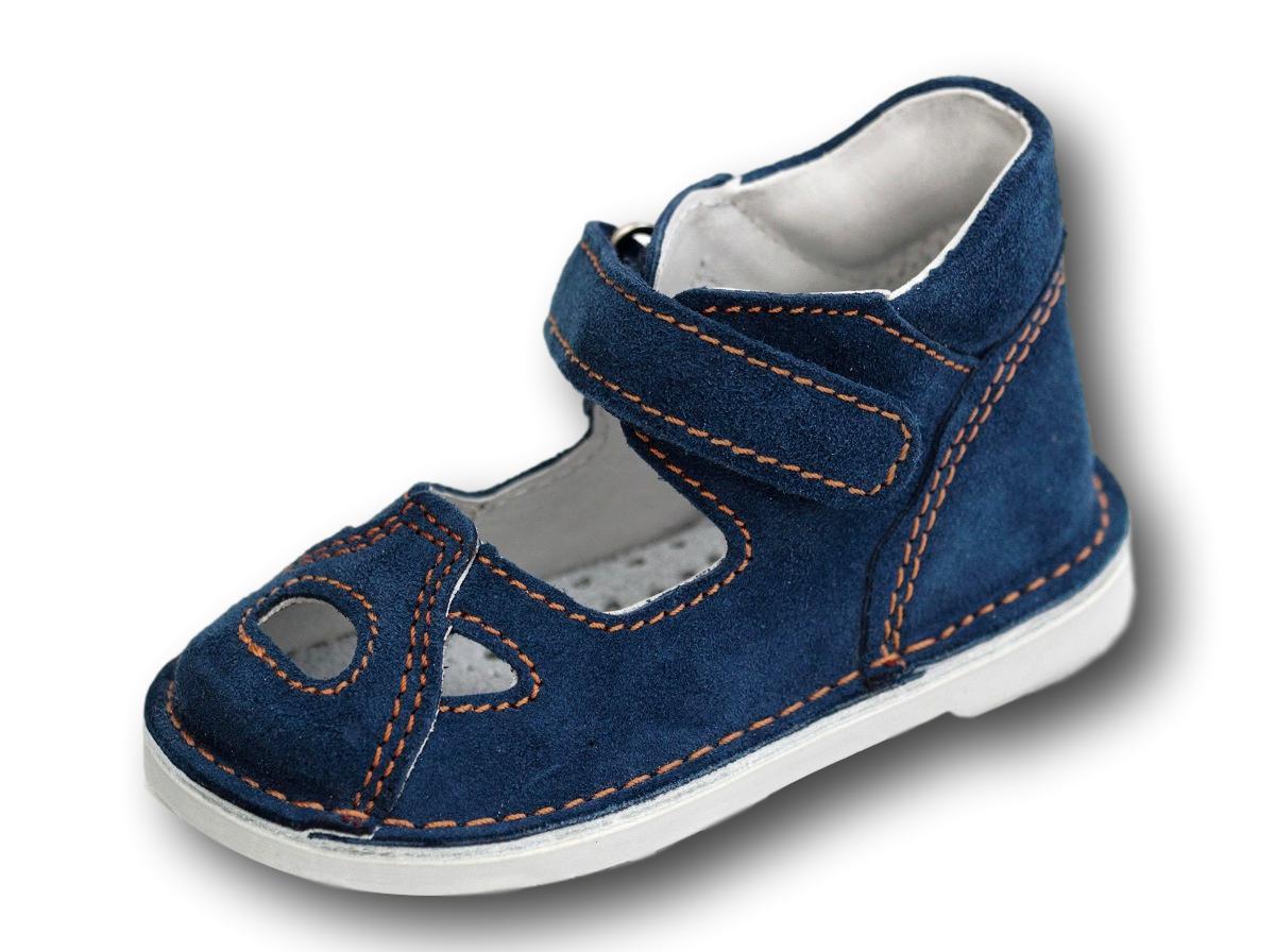 040a3dc8 Adamki profilaktyczne buty wzór 017N-3 Jeans ...