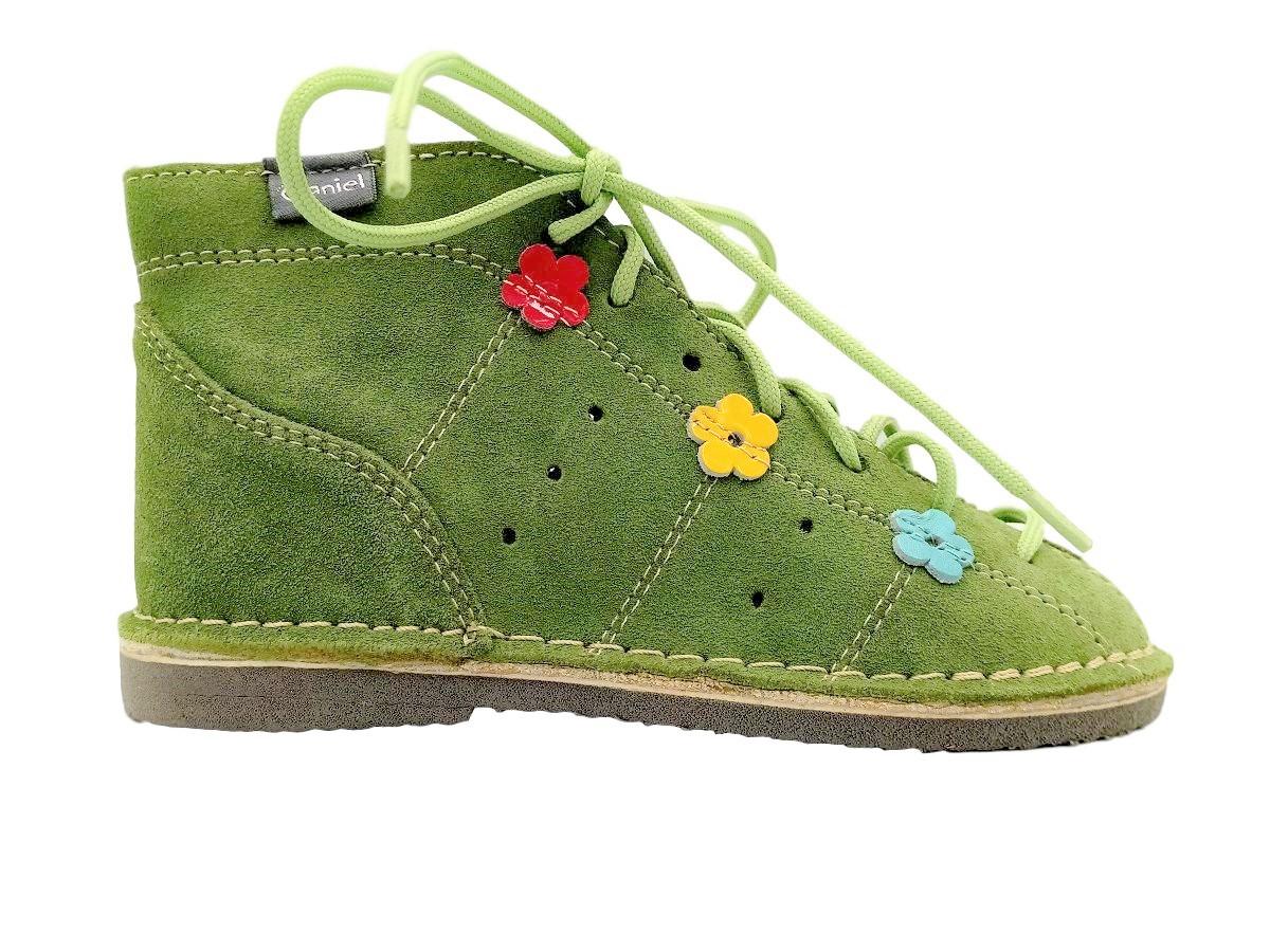 Buty Profilaktyczne Daniel 330 Zielony Sznurowka